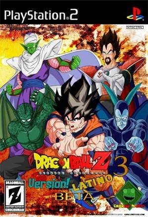 Dragon Ball Z Budokai Tenkaichi 3 Version Latino BETA 3