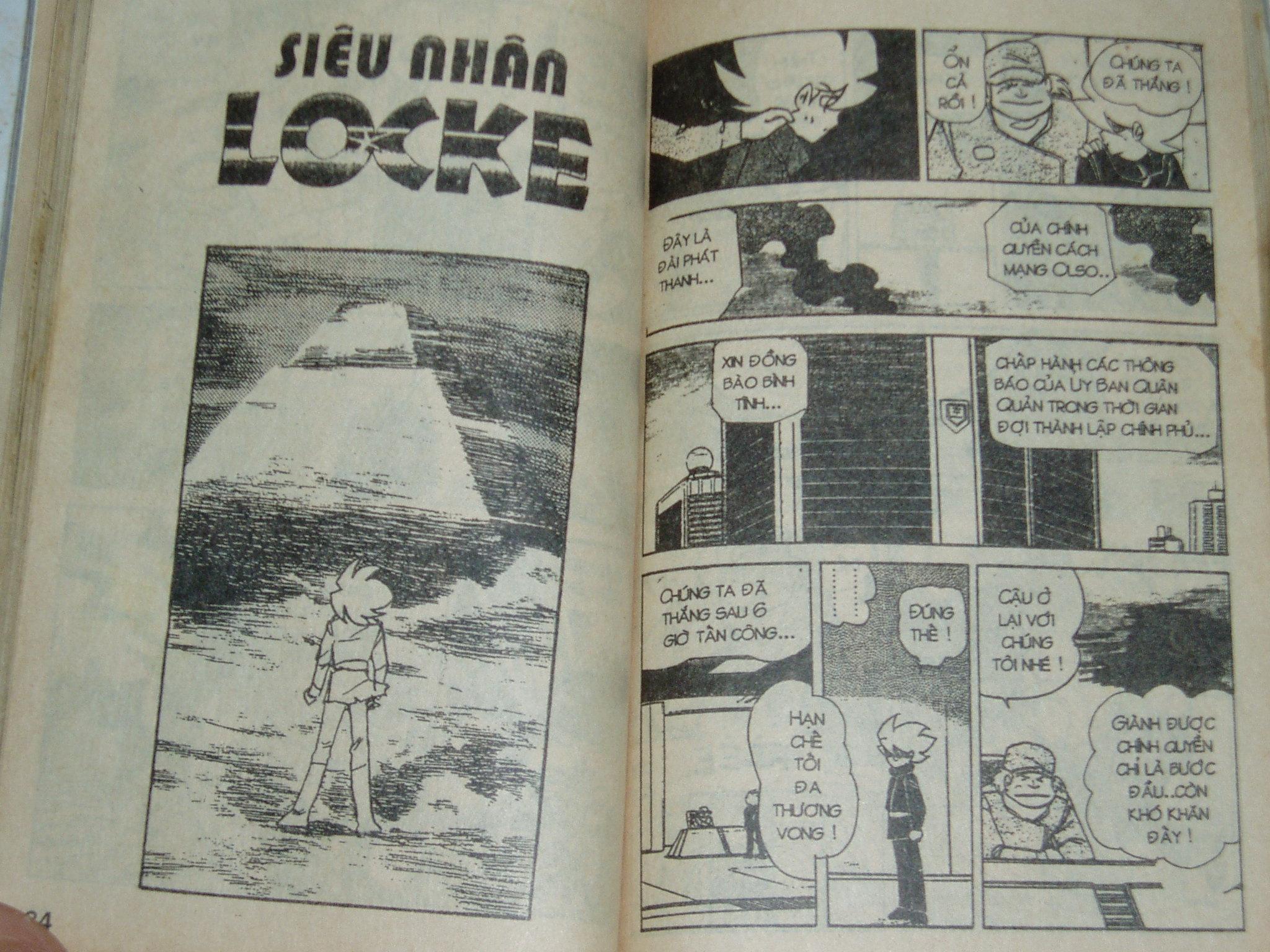 Siêu nhân Locke vol 18 trang 41