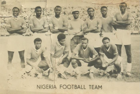 Meet The Nigerian Football Team Of 1962