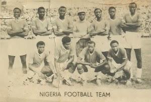 Meet The Nigerian Football Team Of 1962
