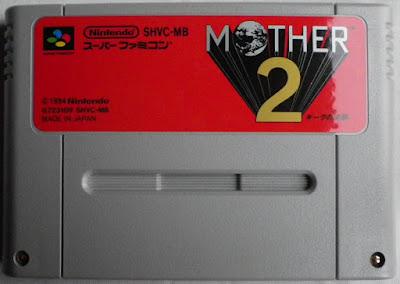 Mother 2 - Cartucho delante
