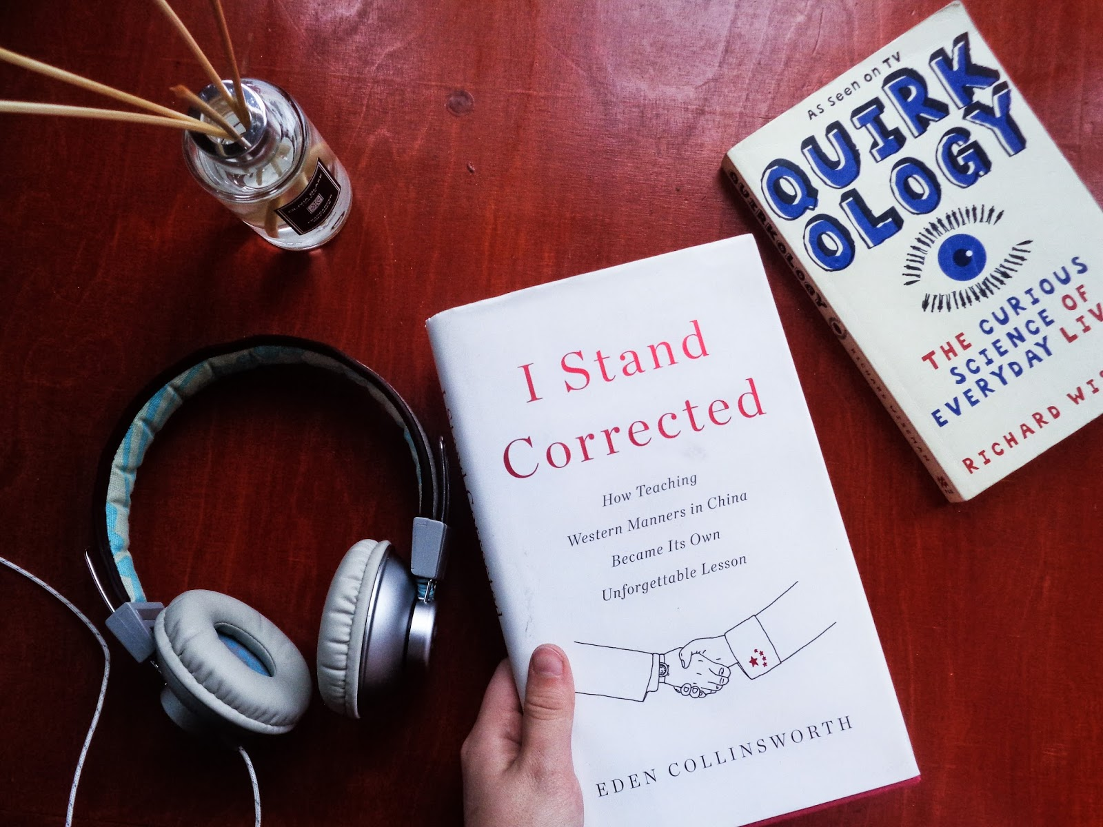Why I've Fallen in Love with Non-Fiction Books