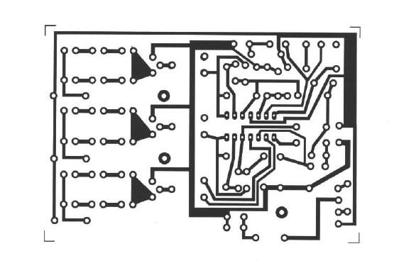 schema electronique   lumieres psychedeliques pour voiture