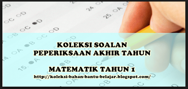 Koleksi Bahan Bantu Belajar (BBM): KOLEKSI SOALAN AKHIR