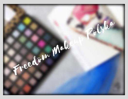 Nowości od Freedom Makeup Polska