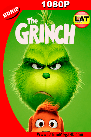 El Grinch (2018) Latino HD BDRIP 1080P - 2018