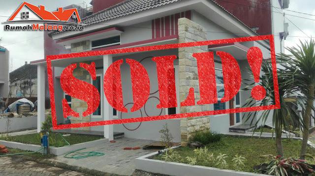 Rumah dijual di Malang candi panggung