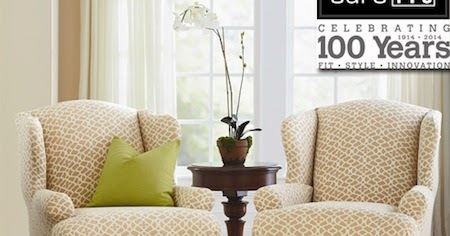 Sure Fit Slipcovers Spring Giveaway Win A 200 Surefit