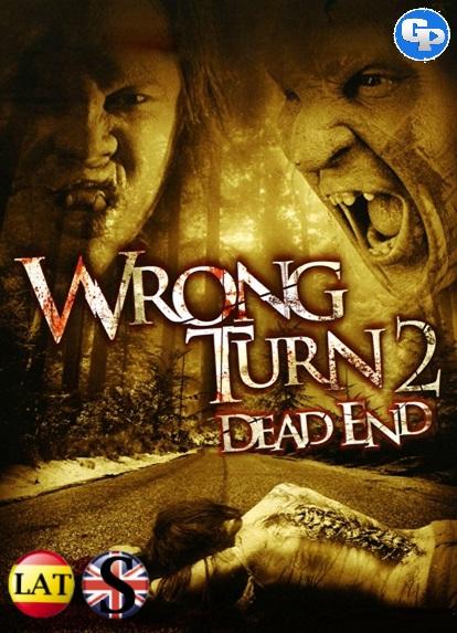 Camino Hacia el Terror 2 (2007) HD 1080P LATINO/INGLES