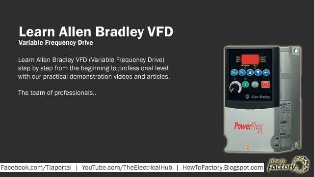 Allen Bradley VFD - Learn Factory Automation and Industrial