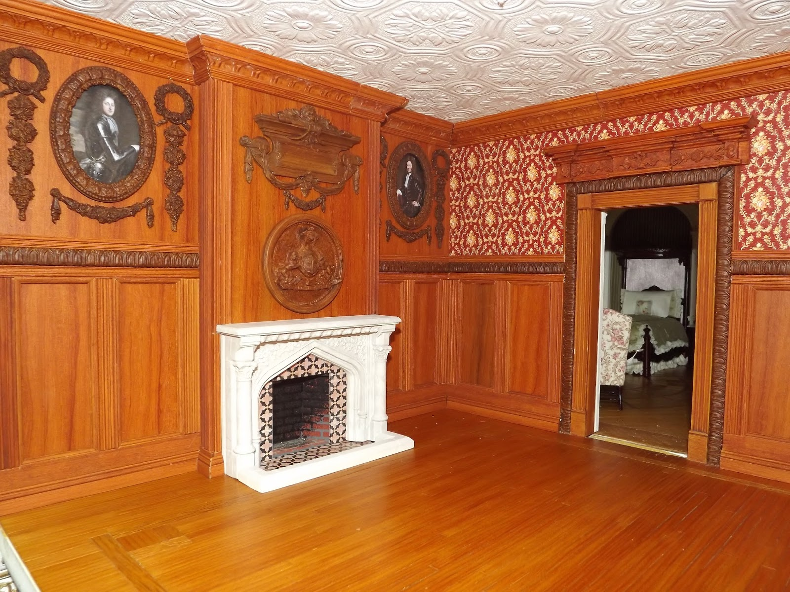 how to build a victorian dollhouse from scratch