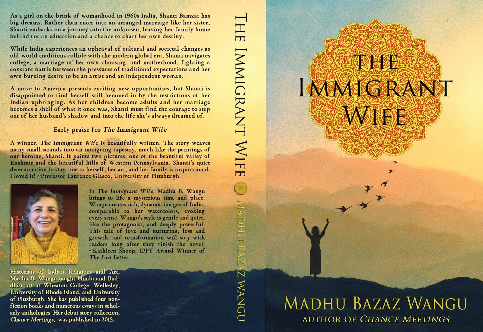 New Book Release: The Immigrant Wife