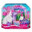 MLP Wysteria Dress-Up Ponies Crystal Bride G3 Pony