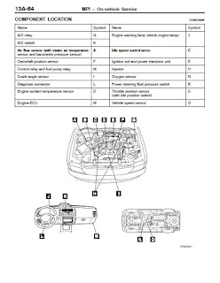 automotive repair: SERVICE MANUAL MITSUBISHI PAJERO SPORT