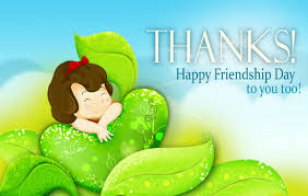 Happy Friendship Day 7th August 2016 Quotes Wallpapers