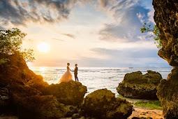 Contoh Kumpulan Foto Prewedding Casual Romantis