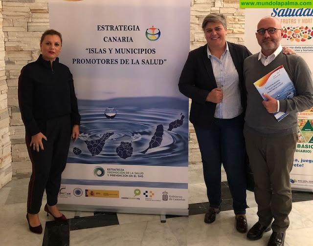 El Ayuntamiento de Los Llanos de Aridane se adhiere a la red nacional de municipios promotores de la salud