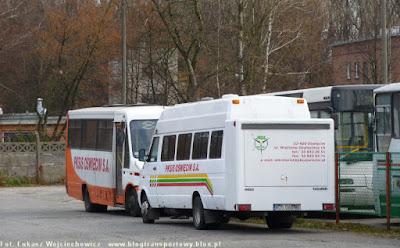 Iveco TurboDaily z PKSiS Oświęcim SA