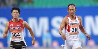 Menyiapkan tujuh sprinter muda