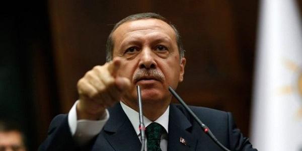 Νέα πρόκληση από Ερντογάν! Αμφισβητεί τη Συνθήκη της Λωζάνης