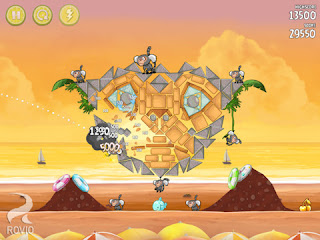 -GAME-Angry Birds Rio HD