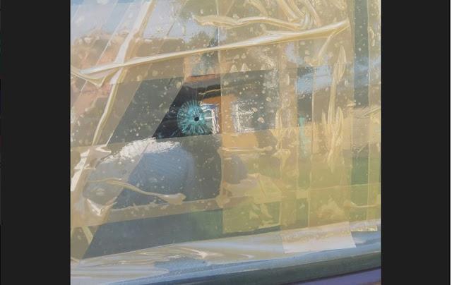 В Башкирии обстреляли машину с ребёнком