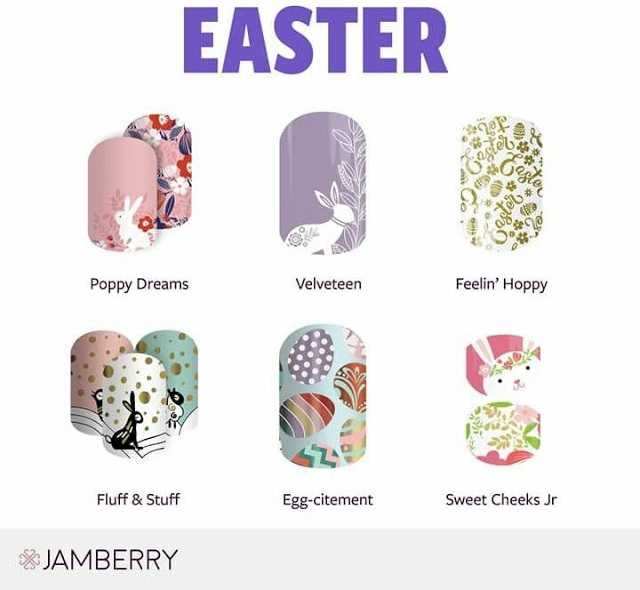 Image: Jamberry Juniors | made with durable materials | smudges and streaks never an issue | last for up to two weeks on fingernails, four weeks on toes