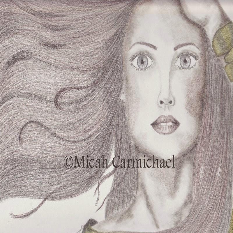 Circe by Enchanted Visions Artist, Micah Carmichael