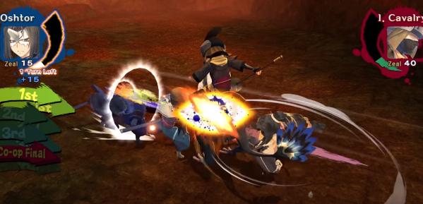 Utawarerumono Mask of Truth muestra sus enemigos y técnicas de combate