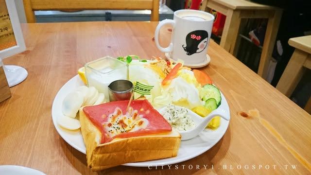【南投美食餐廳】草屯幸福童漾SMOK Cafe&Shop-健康輕食早午餐.童裝小販變身質感雜貨咖啡主
