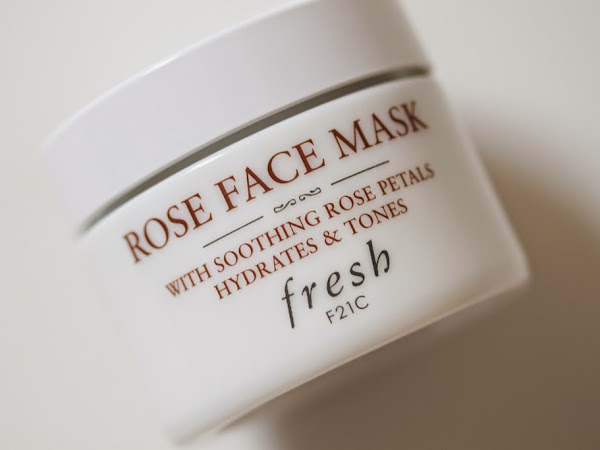 Fresh Rose Face Mask (Review)