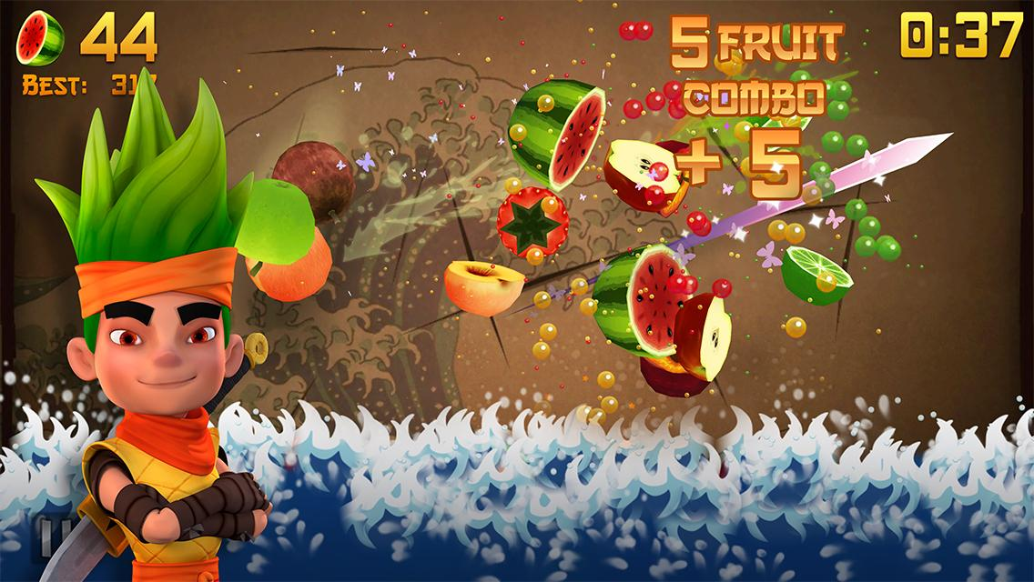 fruit ninja apkpure