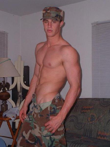 Gay military history