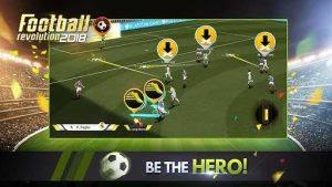 Soccer Revolution 2018 MOD APK