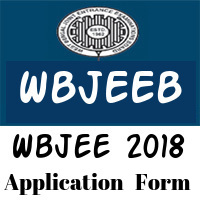 Wbjee 2018 Application Form