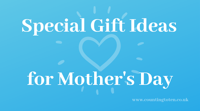 Special Gift Ideas for Mother's Day