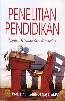 BUKU PENELITIAN PENDIDIKAN Prof. Dr. H. Wina Sanjaya, M.Pd