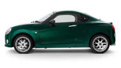 Wajah Baru Daihatsu Copen, Mirip Alfa Romeo