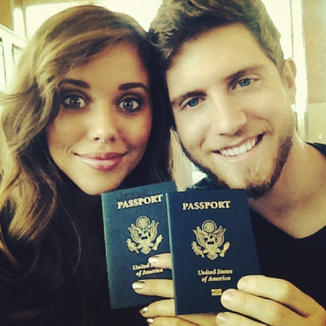 Jessa Duggar and Ben Seewald go to Central America