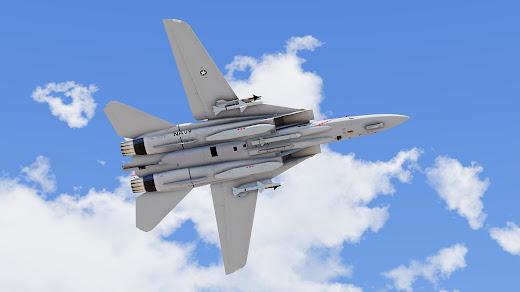 Arma3用F-14シリーズMOD