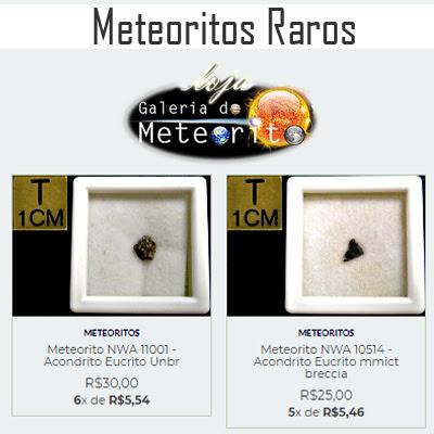meteoritos raros a venda