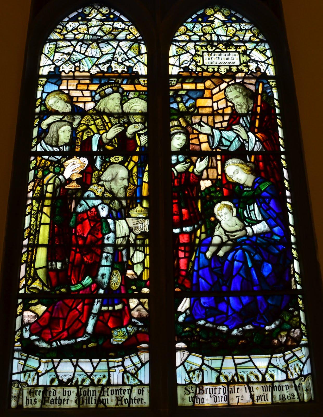 Kreider's Korner Photographs: Some stained glass windows ...   Stained Glass Windows