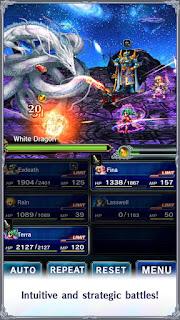 Final Fantasy Brave Exvius APK MOD v1.1.0