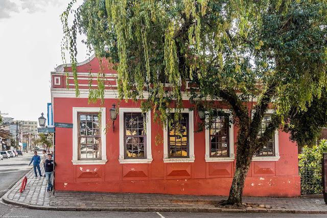 A outra casa da Cinemateca de Curitiba