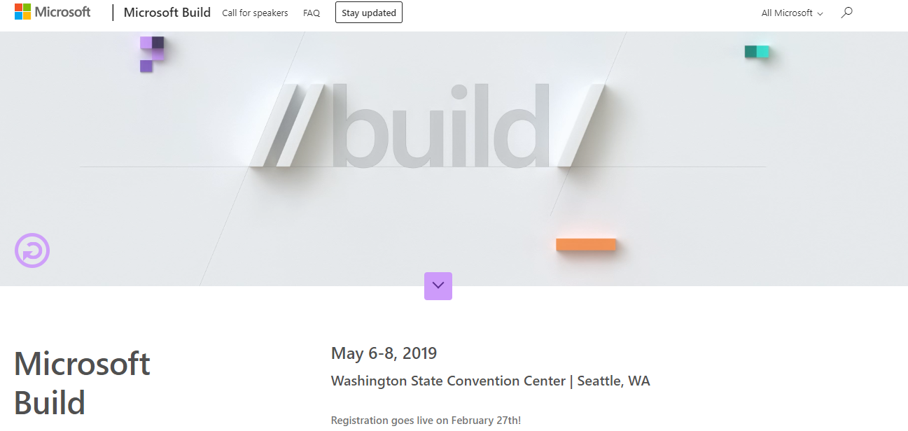Microsoft-Build-2019