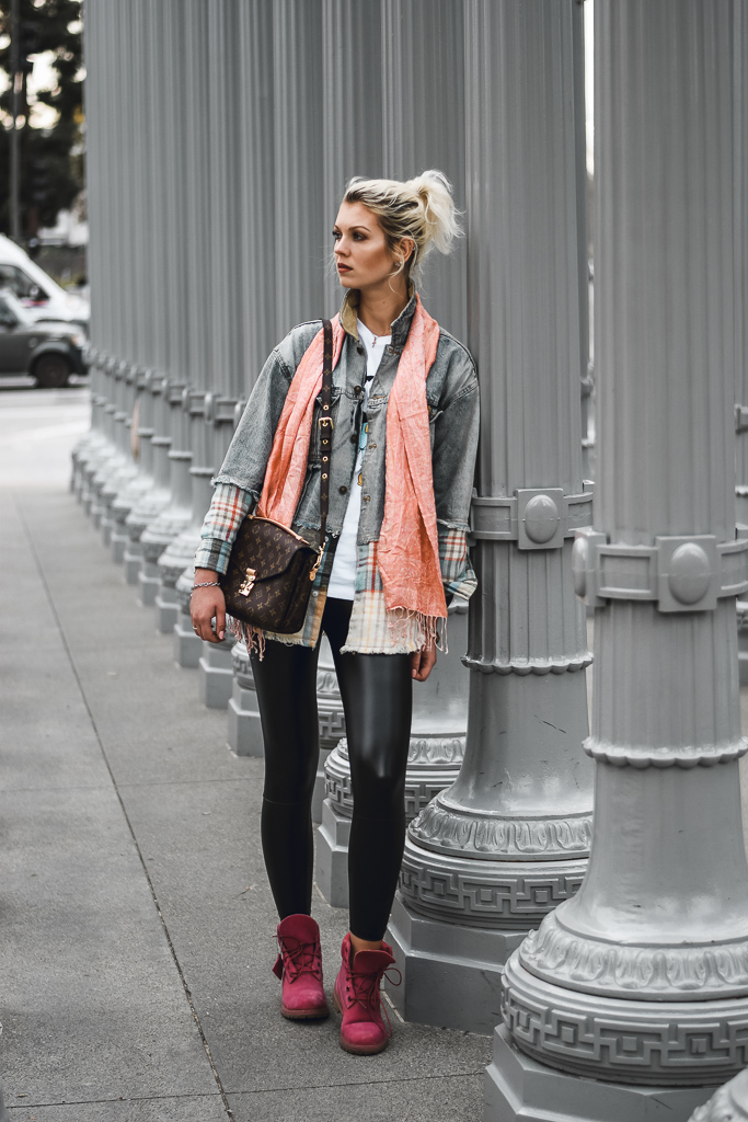 how to look stylish in spring