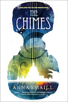 the chimes by anna smaill book cover
