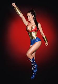 Brooke Adams Wonder Woman