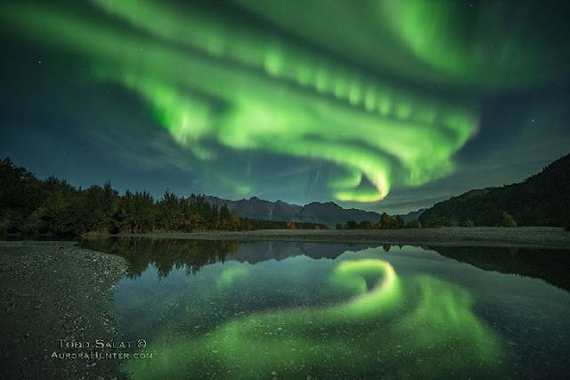 Auroras Boreais - Todd Salat