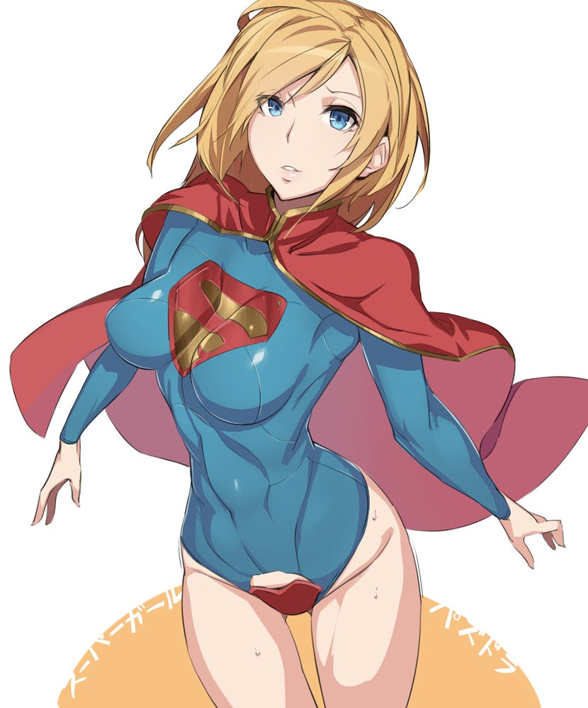 hot super girl